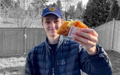 Stone with the Toasted Cheddar Chalupa