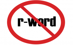 Stop using the R-Slur
